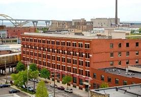 Historic Fifth Ward Lofts, Milwaukee, WI