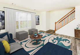The Mews at Annandale Townhomes, Annandale, NJ