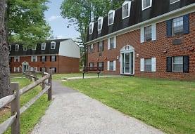 Saint Agnes Apartments, Gwynn Oak, MD