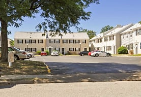 Hilton Village Townhomes, Newport News, VA