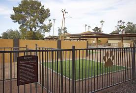Courtyard At Encanto, Phoenix, AZ