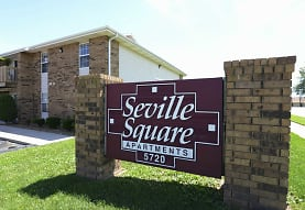 Seville Square Apartments, Springfield, MO