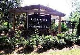 The Station at Richmond Hill Apartments, Atlanta, GA