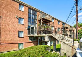 Clifton Colony Apartments, Cincinnati, OH