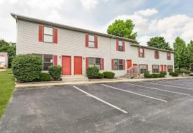 Hoosier Court Apartments, Bloomington, IN