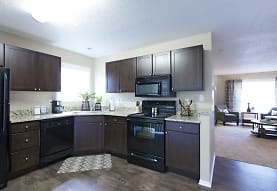 Foxboro and Ashworth Pointe Townhomes, West Des Moines, IA