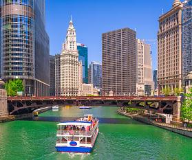 Chicago, IL - 8