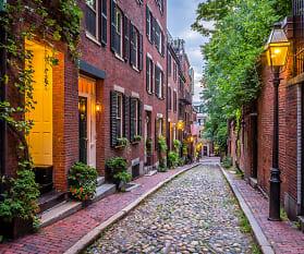 Boston, MA - 1