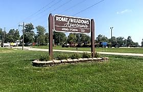Rome Meadows Apartments Dix Il 62830