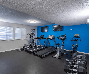 Fitness Weight Room, Collective Glendale