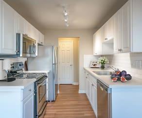 Kitchen, Monterey at Lake View Drive
