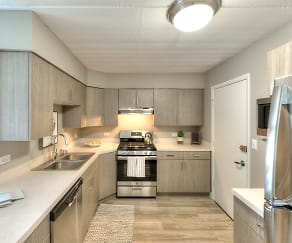 Kitchen, Axis at Westmont