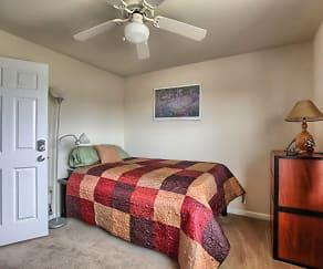 Bedroom, Rocktowne