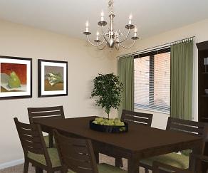 Dining Room, The Glens on Battery Lane