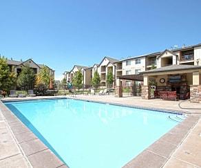 Pool, Seasons Of Layton