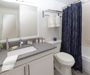 Bathroom, Foothill Place