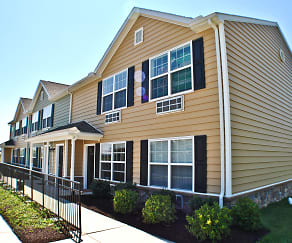 Building, The Edge At Kutztown - Student Housing