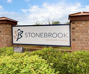 Community Signage, StoneBrook