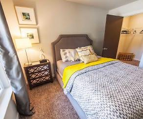 Bedroom, Argenta Flats