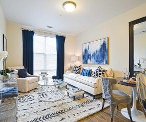 Living Room, The Royal Belmont
