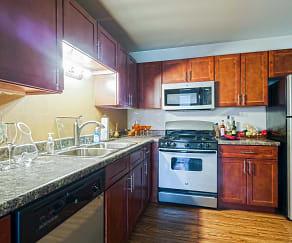 Kitchen, Whitnall Pointe