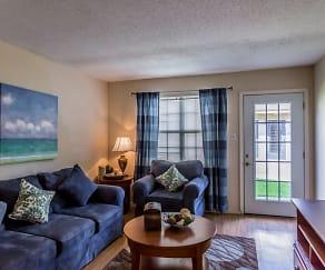 Living Room, Grahamwood Place