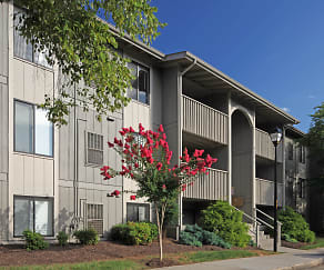 Building, Honeywood Apartment Homes