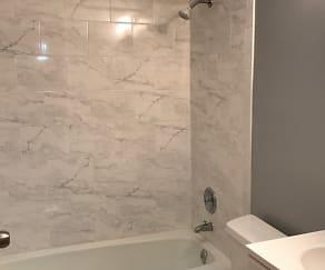 Bathroom, Wellington Apartments