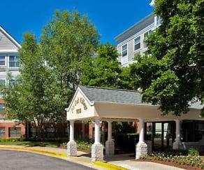 Building, Pin Oak Village for Seniors Age 55 & Older