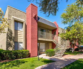 Eastridge Apartments, Mcclintock High School, Tempe, AZ