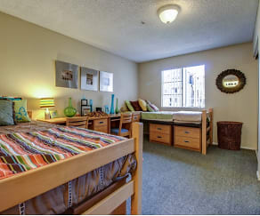 Villas on Apache ASU Off Campus Housing (By-the-Bed Pricing)