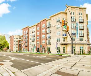 Building, 200 City View
