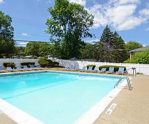 Pool, Westside Colonial