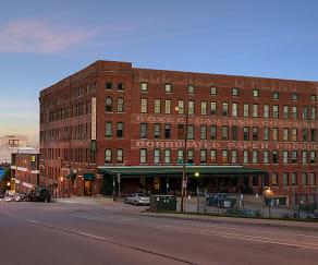L15 Lofts, Market West, Omaha, NE