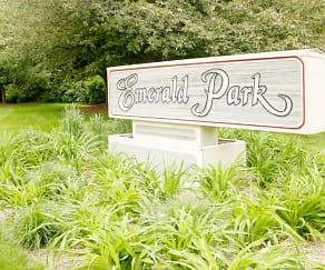 Community Signage, Emerald Park