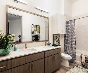 Bathroom, Portrait at Hance Park