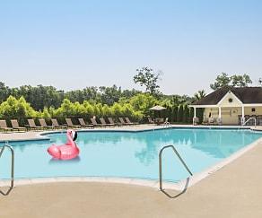 Pool, Evergreen At Timber Glen
