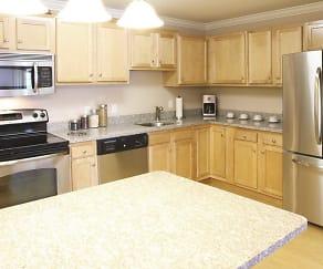 Kitchen, The Glen at Sugar Hill