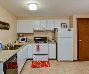 Kitchen, Worthington Commons