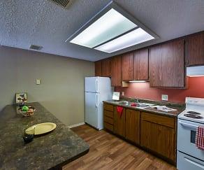 Kitchen, Cedargate