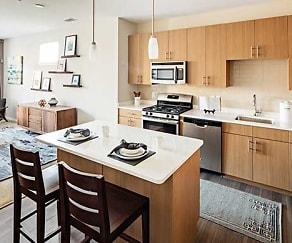 Kitchen, Avalon Union