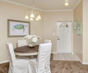 Dining Room, Bay Breeze Villas