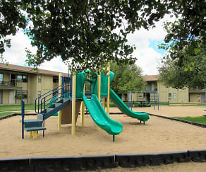 Playground, Willow Ridge Apartments