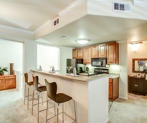 Kitchen, Horizon Ridge Park Apartments