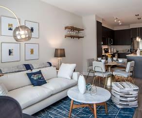 Living Room, Loren