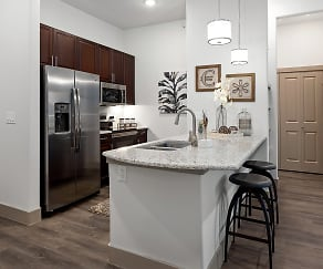 Kitchen, Villas At The Rim