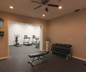 Fitness Weight Room, The Coast at Ponte Vedra Lakes