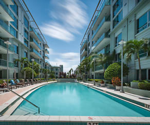 Pool, The Place At Channelside