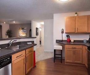 Kitchen, Avalon Burlington