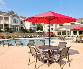 Pool, Riverstone Apartments